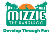 Mizzie The Kangaroo logo