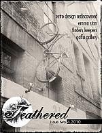 Feathered Magazine issue 2 cover