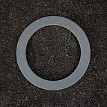 Resin Bangle - Grey - designed in Australia by mooku