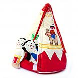 Teepee and 10 Little Indians for Counting by Growing World