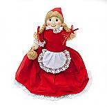 Red Riding Hood 3-Way Storybook Doll (Small) - Red Riding Hood