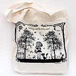 Cute Things Tote Bag by Sonia Brit Designs for Bob Boutique