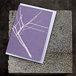 Shadow Stick Greeting Card by Non-Fiction