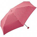 Micky and Stevie Umbrella pink with dots