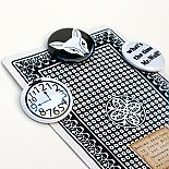 What's The Time Mr Wolf Badge Set by Sonia Brit for Bob Boutique