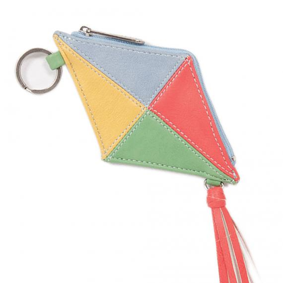 Keyring Coin Purse - Kite, designed in Australia by b.sirius