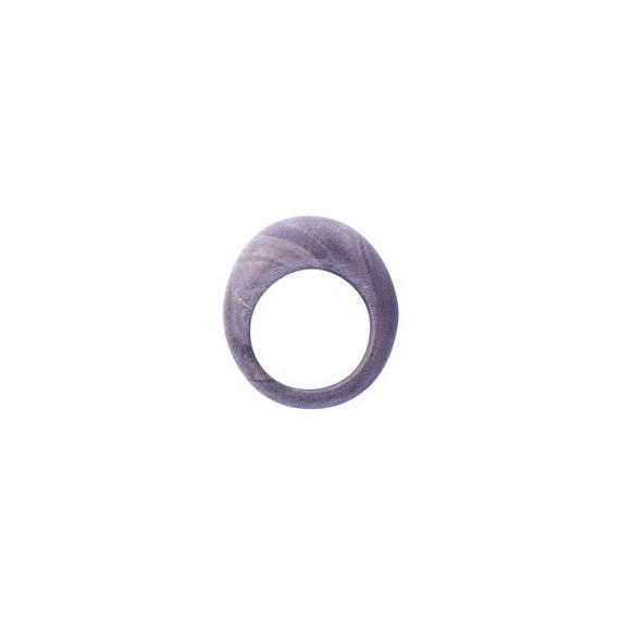 Oval Ring - Greywood designed and made in Australia by mooku