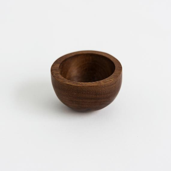 Trinket Bowl Wood - Small - designed in Melbourne by mooku
