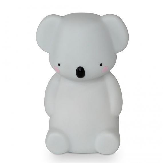 Koala Little Light - Grey - designed in Australia by delight decor