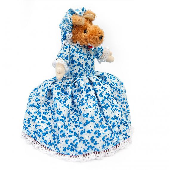 Red Riding Hood 3-Way Storybook Doll (Small) - Wolf