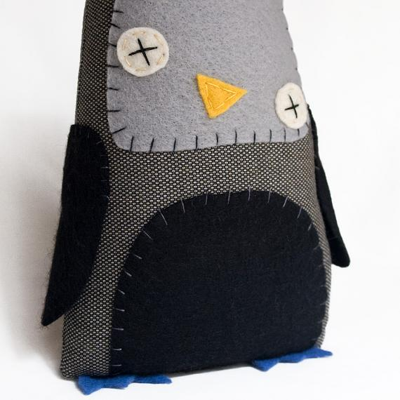 Carmelita the Penguin Softie by herbert & friends