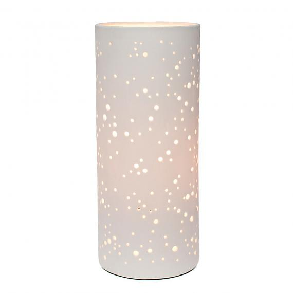 Ceramic Lamp Constellation designed in Australia by delight decor