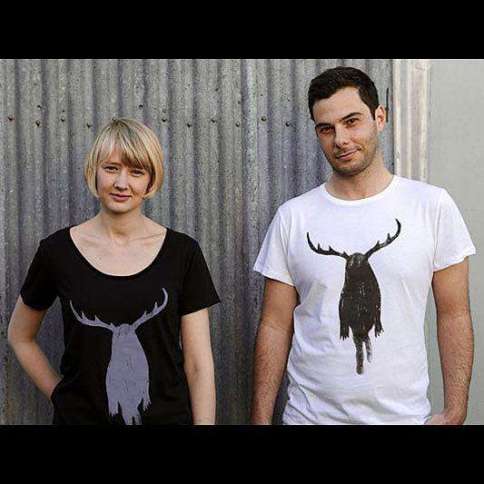 Dirty Harry T-shirts designed and made in Australia by me and amber