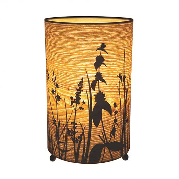 Meadow Cylinder Lamp (Small) by Micky & Stevie