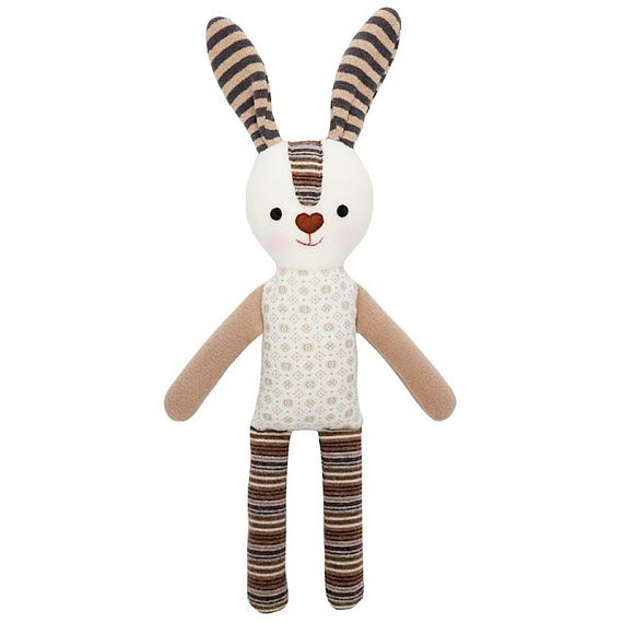 Neutral Stripe Rabbit designed in Australia by Micky & Stevie