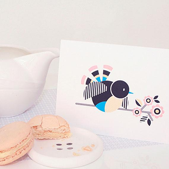 Scandi Obsession Assorted Greeting Card Pack designed and handmade in Australia by Ella Leach Designs