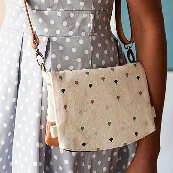 Petite Two Way Bag Ginko by LoveHate